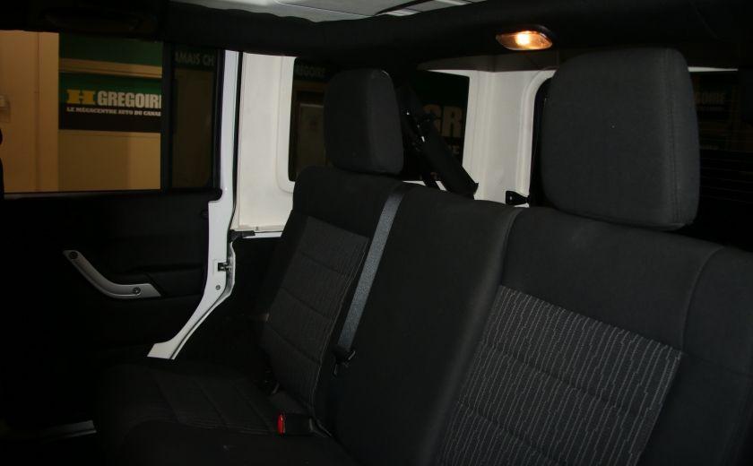 2011 Jeep Wrangler Sahara A/C MAGS #15