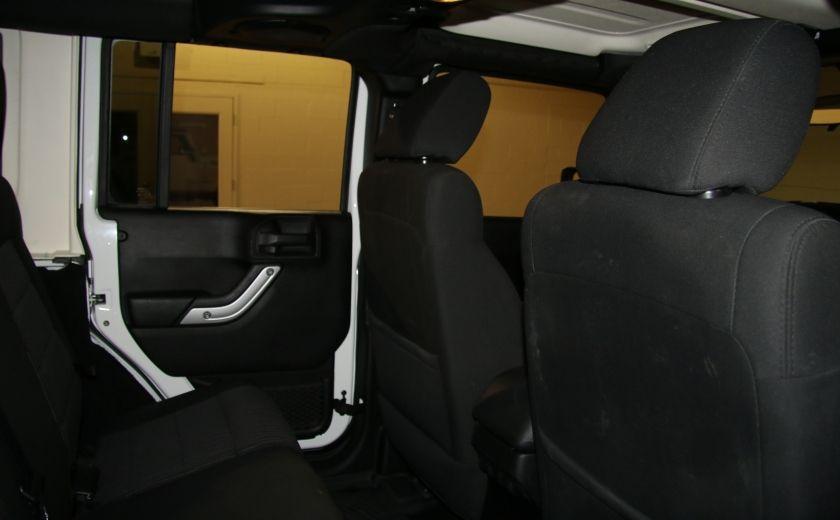 2011 Jeep Wrangler Sahara A/C MAGS #16