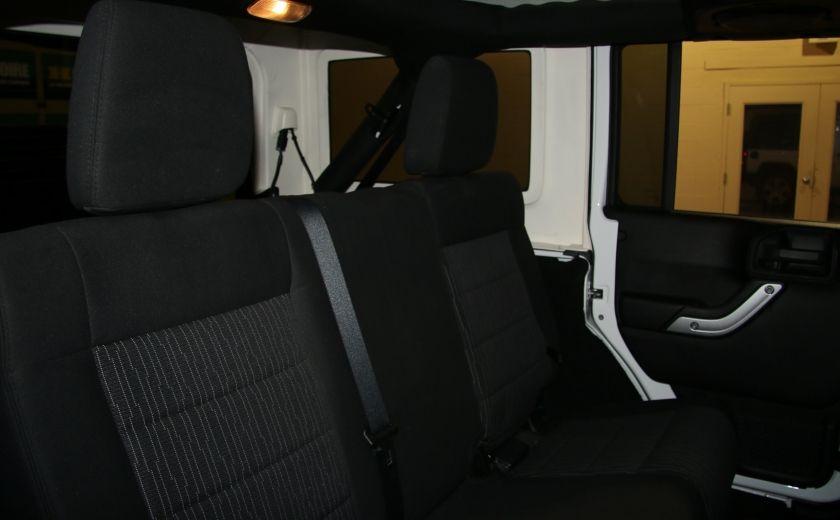 2011 Jeep Wrangler Sahara A/C MAGS #17