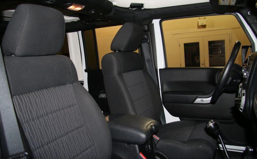2011 Jeep Wrangler Sahara A/C MAGS #18