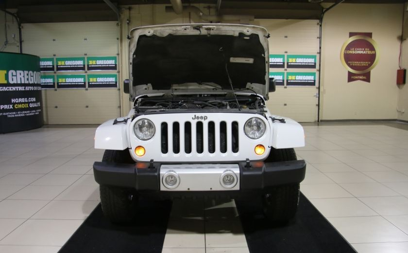 2011 Jeep Wrangler Sahara A/C MAGS #19