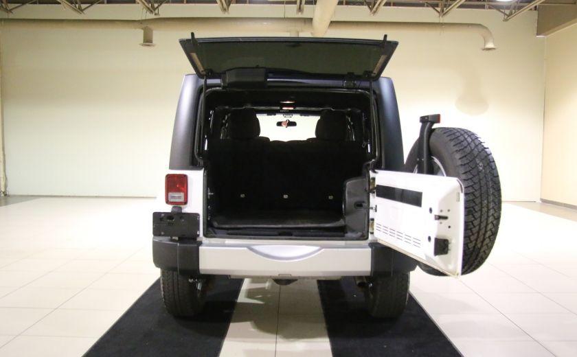 2011 Jeep Wrangler Sahara A/C MAGS #21