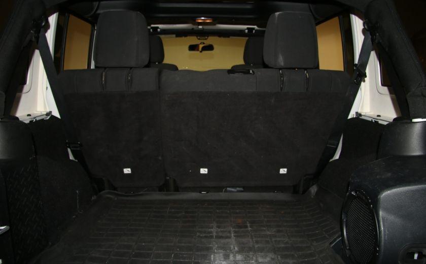 2011 Jeep Wrangler Sahara A/C MAGS #22