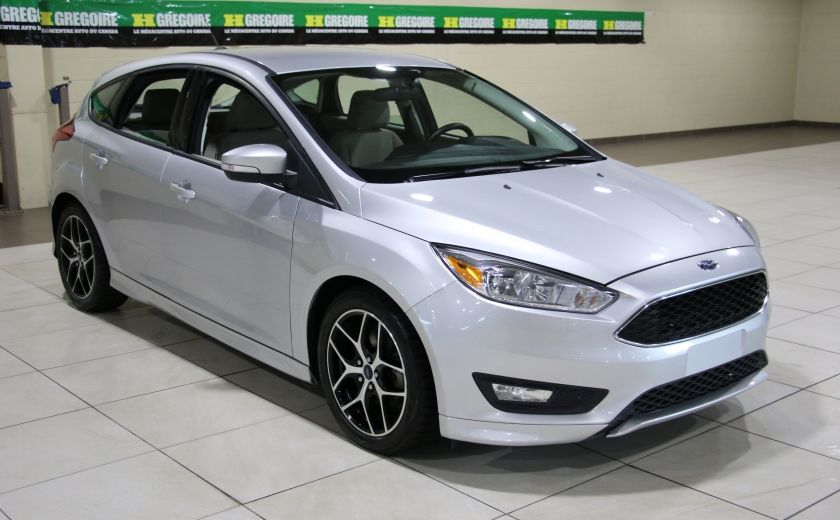2015 Ford Focus SE AUTO A/C GR ELECT MAGS #0