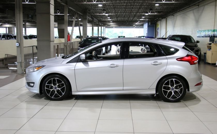2015 Ford Focus SE AUTO A/C GR ELECT MAGS #3