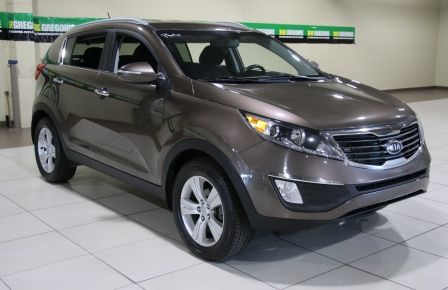 2011 Kia Sportage EX AUTO GR ELECT AC in New Richmond