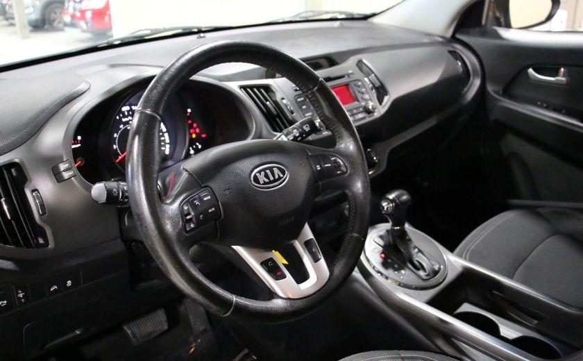 2011 Kia Sportage EX AUTO GR ELECT AC #8