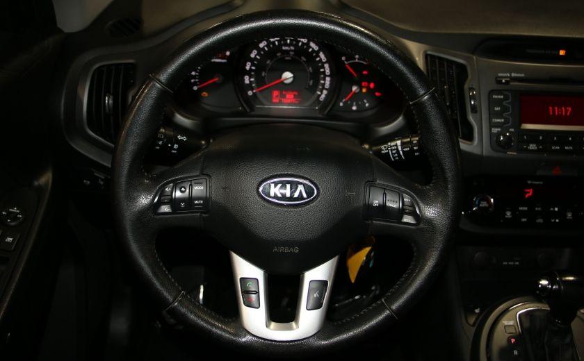 2011 Kia Sportage EX AUTO GR ELECT AC #17