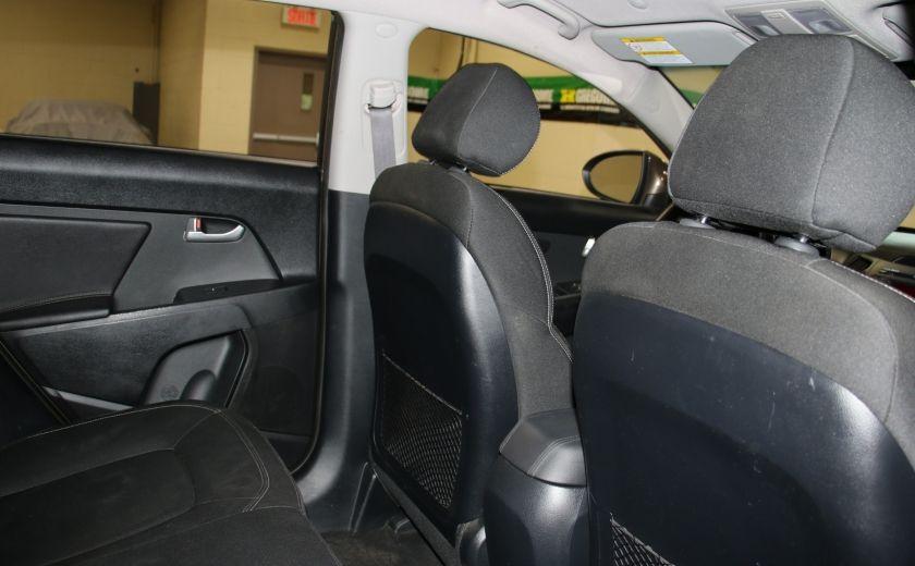 2011 Kia Sportage EX #21