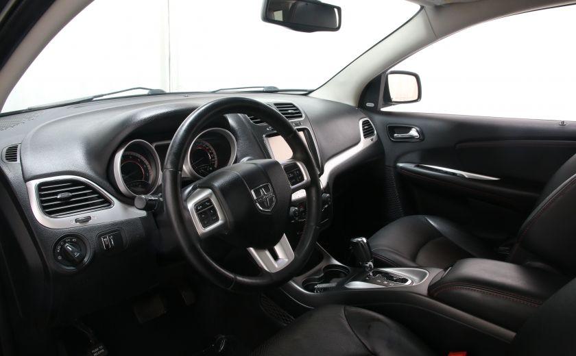 2014 Dodge Journey R/T Rallye AWD CUIR TOIT NAVI #9