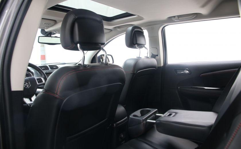 2014 Dodge Journey R/T Rallye AWD CUIR TOIT NAVI #15