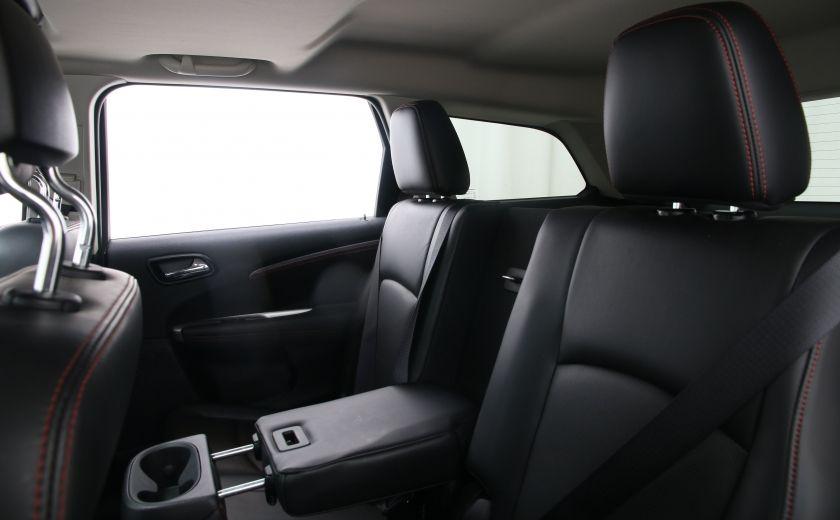2014 Dodge Journey R/T Rallye AWD CUIR TOIT NAVI #16