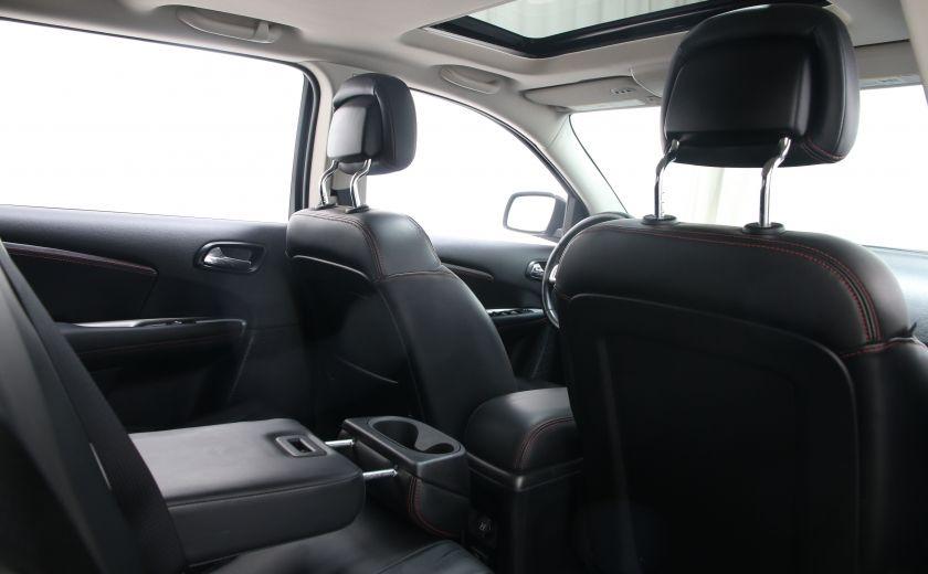 2014 Dodge Journey R/T Rallye AWD CUIR TOIT NAVI #17