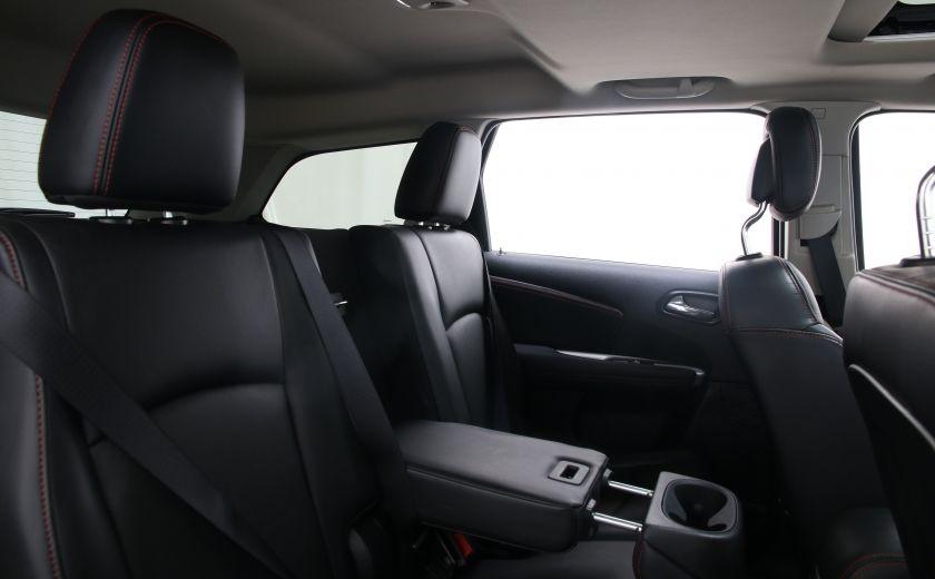 2014 Dodge Journey R/T Rallye AWD CUIR TOIT NAVI #18