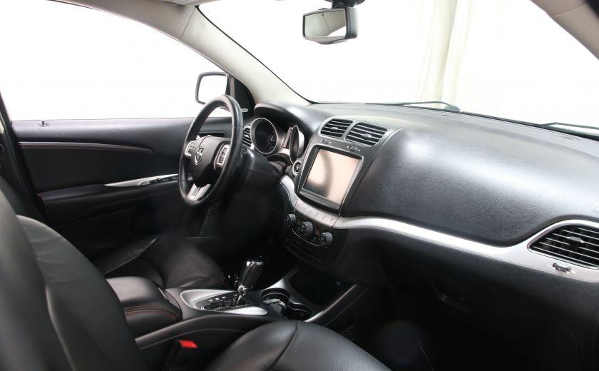 2014 Dodge Journey R/T Rallye AWD CUIR TOIT NAVI #19