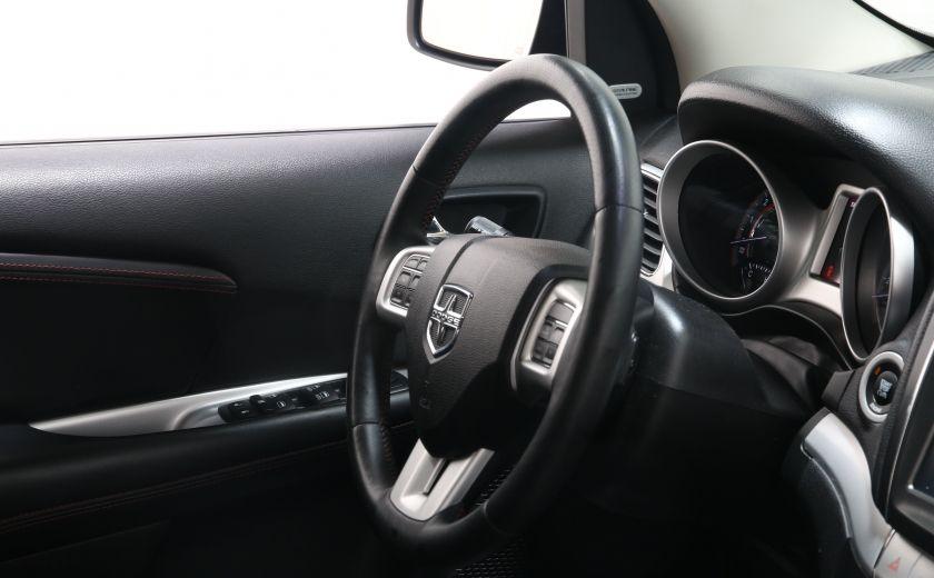 2014 Dodge Journey R/T Rallye AWD CUIR TOIT NAVI #20
