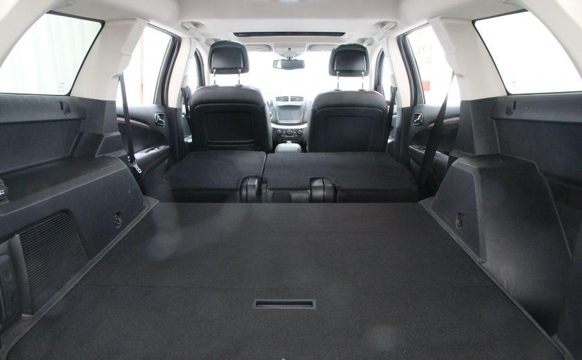 2014 Dodge Journey R/T Rallye AWD CUIR TOIT NAVI #26