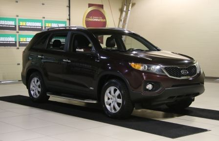 2012 Kia Sorento EX AWD A/C CUIR CAMERA RECUL in New Richmond