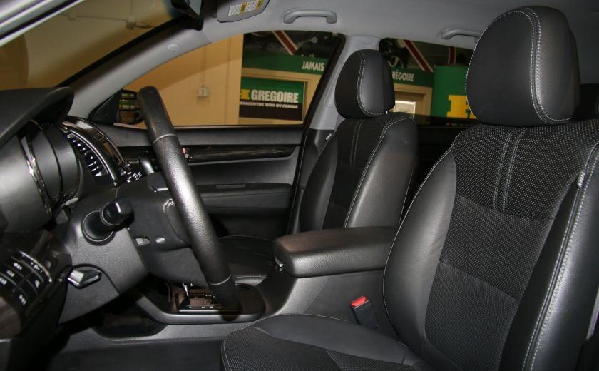 2012 Kia Sorento EX AWD A/C CUIR CAMERA RECUL #9