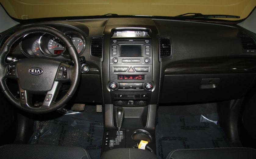 2012 Kia Sorento EX AWD A/C CUIR CAMERA RECUL #12