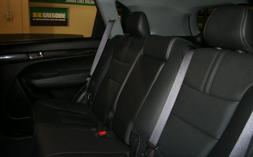 2012 Kia Sorento EX AWD A/C CUIR CAMERA RECUL #21
