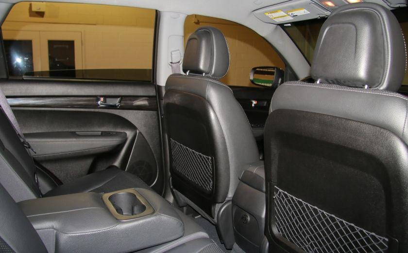 2012 Kia Sorento EX AWD A/C CUIR CAMERA RECUL #22