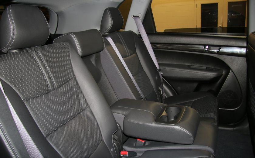 2012 Kia Sorento EX AWD A/C CUIR CAMERA RECUL #23