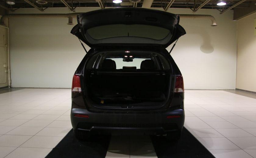 2012 Kia Sorento EX AWD A/C CUIR CAMERA RECUL #29