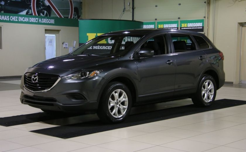 2013 Mazda CX 9 GS AWD 7 PASSAGERS #2