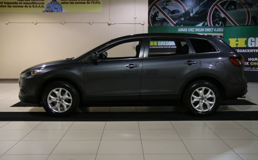 2013 Mazda CX 9 GS AWD 7 PASSAGERS #3