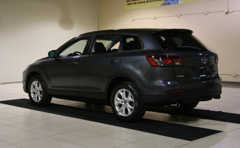 2013 Mazda CX 9 GS AWD 7 PASSAGERS #4