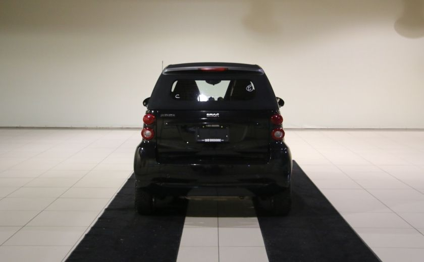 2012 Smart Fortwo CONVERTIBLE PASSION AUTO A/C GR ELECT NAV #9