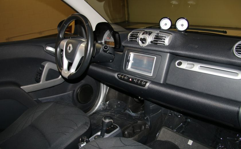 2012 Smart Fortwo CONVERTIBLE PASSION AUTO A/C GR ELECT NAV #20