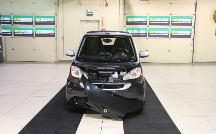 2012 Smart Fortwo CONVERTIBLE PASSION AUTO A/C GR ELECT NAV #24