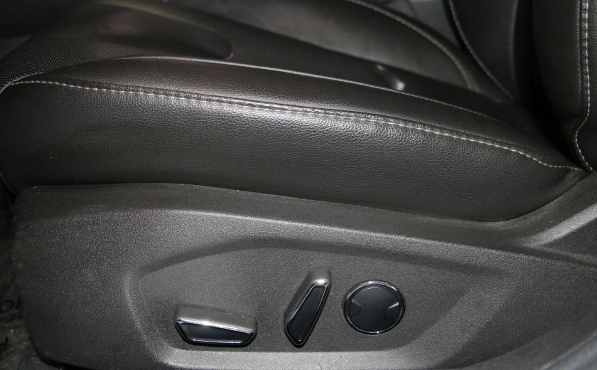 2013 Ford Fusion Titanium AWD CUIR TOIT NAC CAMERA RECUL #10