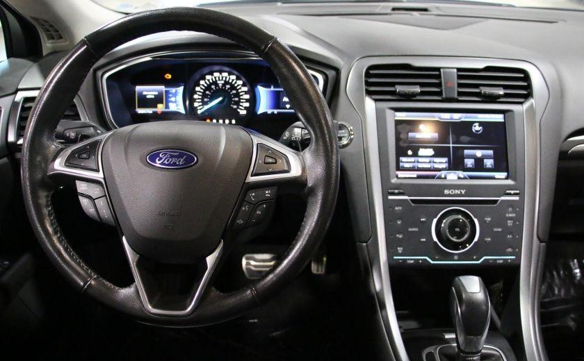 2013 Ford Fusion Titanium AWD CUIR TOIT NAC CAMERA RECUL #14