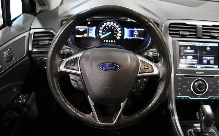 2013 Ford Fusion Titanium AWD CUIR TOIT NAC CAMERA RECUL #15