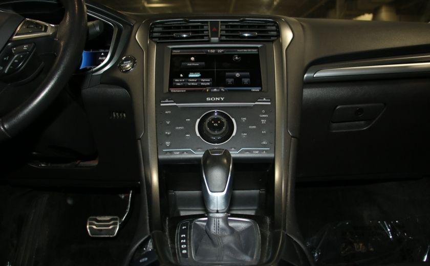 2013 Ford Fusion Titanium AWD CUIR TOIT NAC CAMERA RECUL #16