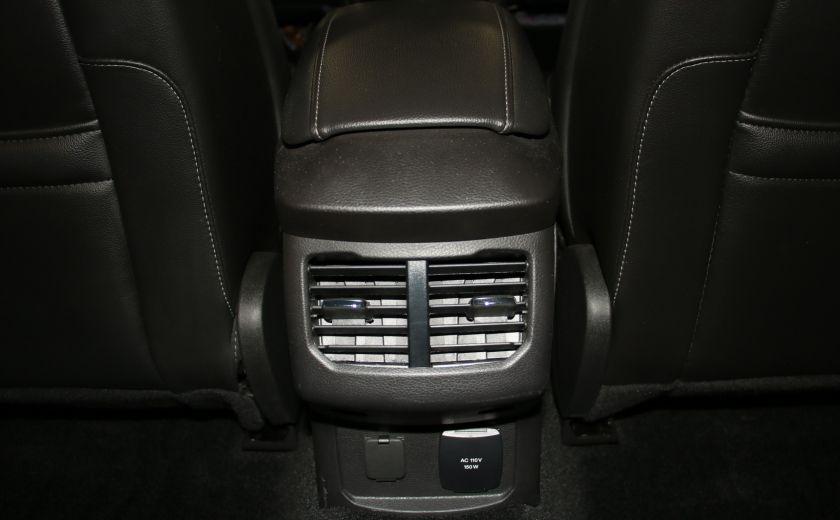2013 Ford Fusion Titanium AWD CUIR TOIT NAC CAMERA RECUL #17