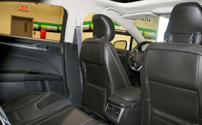 2013 Ford Fusion Titanium AWD CUIR TOIT NAC CAMERA RECUL #25