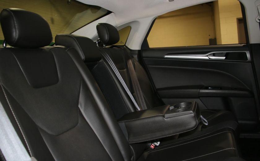 2013 Ford Fusion Titanium AWD CUIR TOIT NAC CAMERA RECUL #26