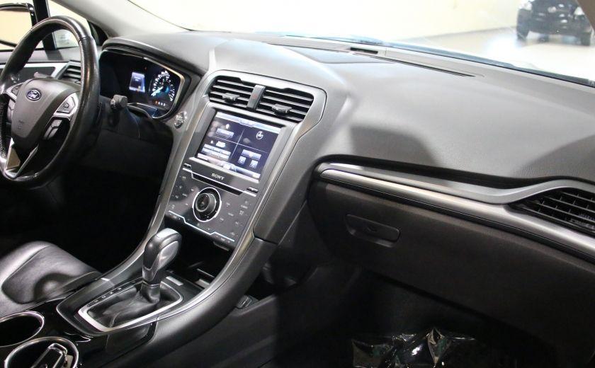 2013 Ford Fusion Titanium AWD CUIR TOIT NAC CAMERA RECUL #27