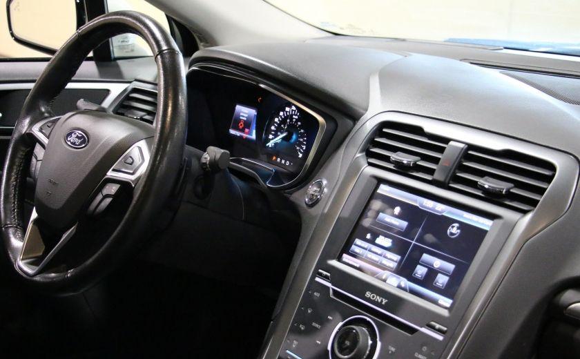2013 Ford Fusion Titanium AWD CUIR TOIT NAC CAMERA RECUL #28