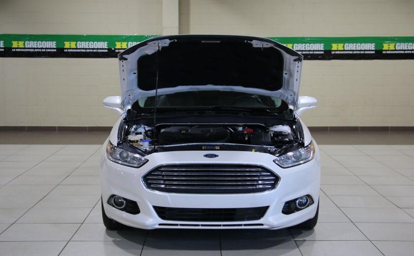 2013 Ford Fusion Titanium AWD CUIR TOIT NAC CAMERA RECUL #31