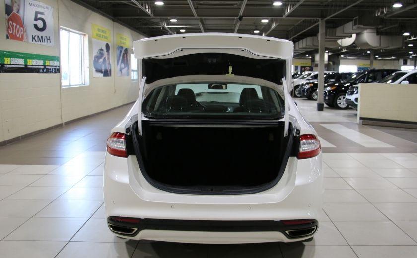 2013 Ford Fusion Titanium AWD CUIR TOIT NAC CAMERA RECUL #32