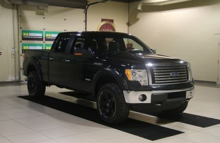 2012 Ford F150 XLT XTR 4WD ECOBOOST MAGS à Carignan