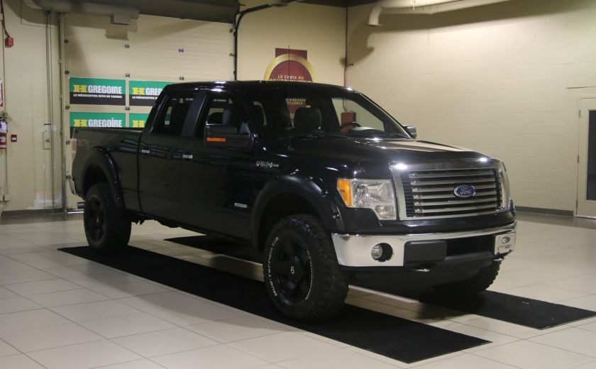 2012 Ford F150 XLT XTR 4WD ECOBOOST MAGS #0