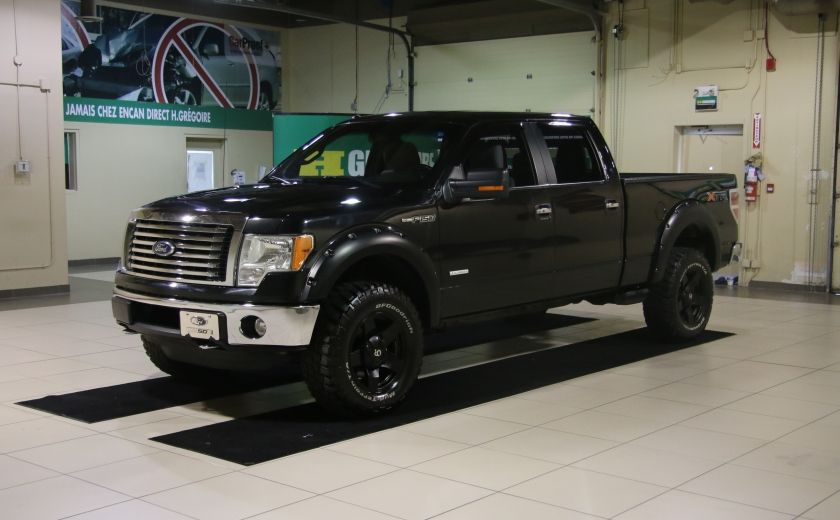 2012 Ford F150 XLT XTR 4WD ECOBOOST MAGS #2