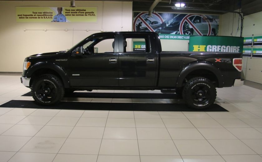 2012 Ford F150 XLT XTR 4WD ECOBOOST MAGS #3