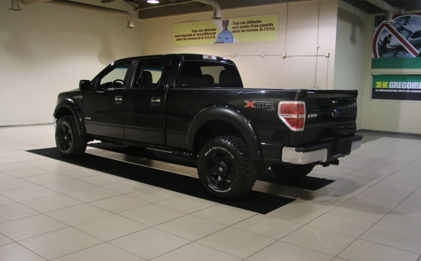 2012 Ford F150 XLT XTR 4WD ECOBOOST MAGS #4